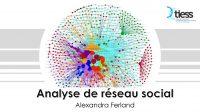 Graphique - Analyse du réseau social