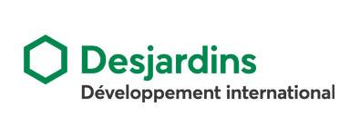 Logo - Desjardins développement international