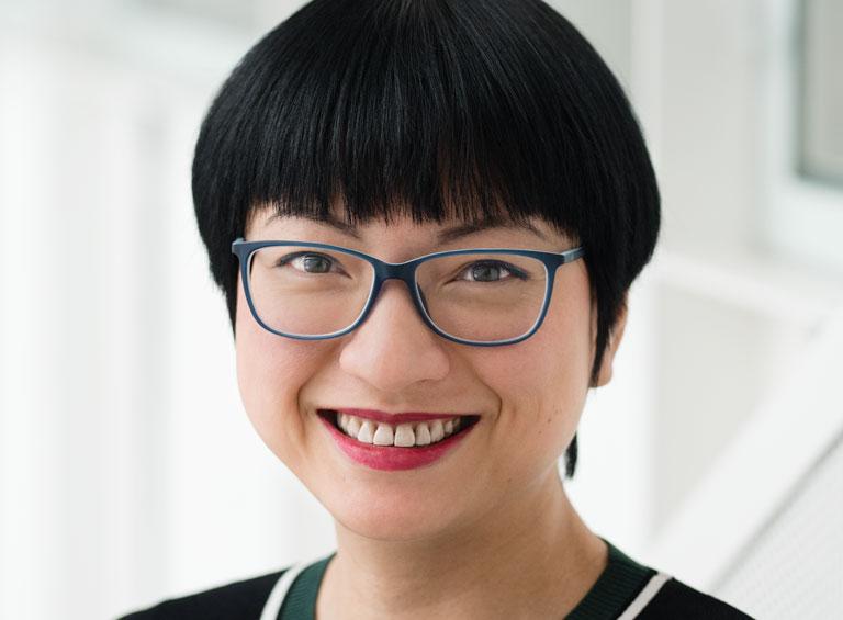 Mai Thi Thanh Thai, professeure agrégée au département d'entrepreneuriat et d'innovation