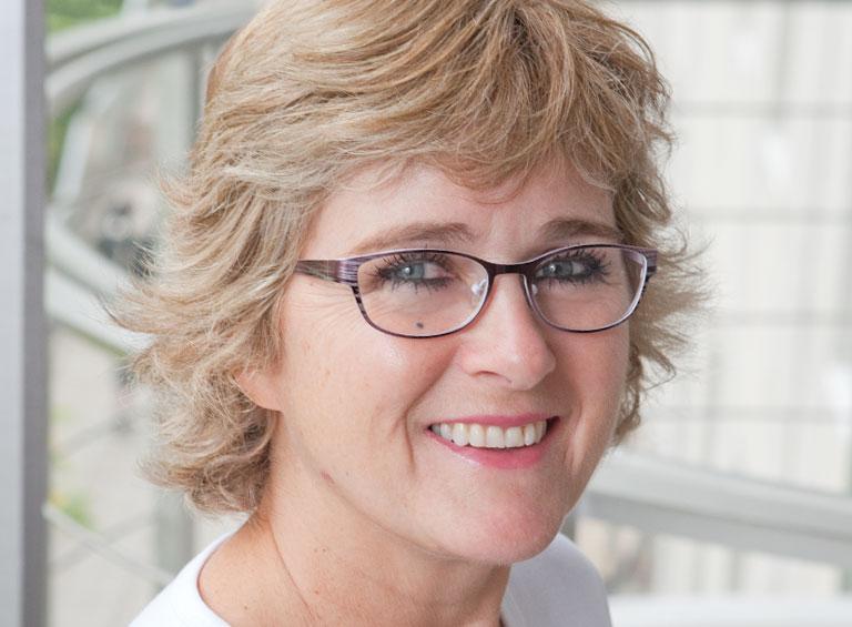Martine Vézina, professeure agrégée au département de management