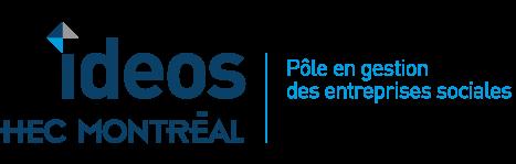 Pôle IDEOS | HEC Montréal Logo